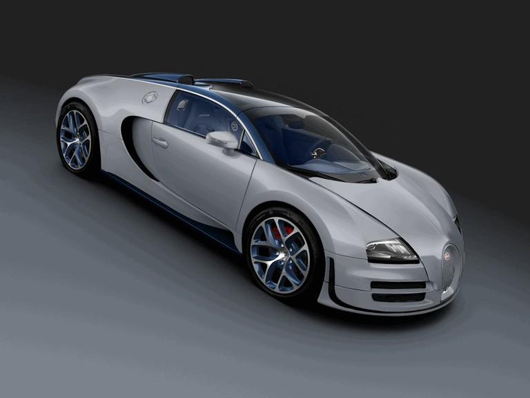 2012 Bugatti Veyron 16.4 Grand Sport Vitesse Rafale special edition 362892