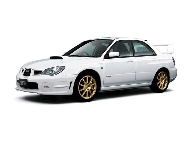 2006 Subaru Impreza WRX STi Spec-C japanese version 215184