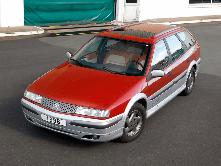 1996 Citroen Xantia Break 4x4 Buffalo prototype 363324