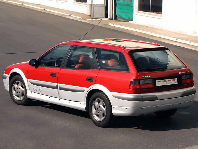 1996 Citroen Xantia Break 4x4 Buffalo prototype 363325