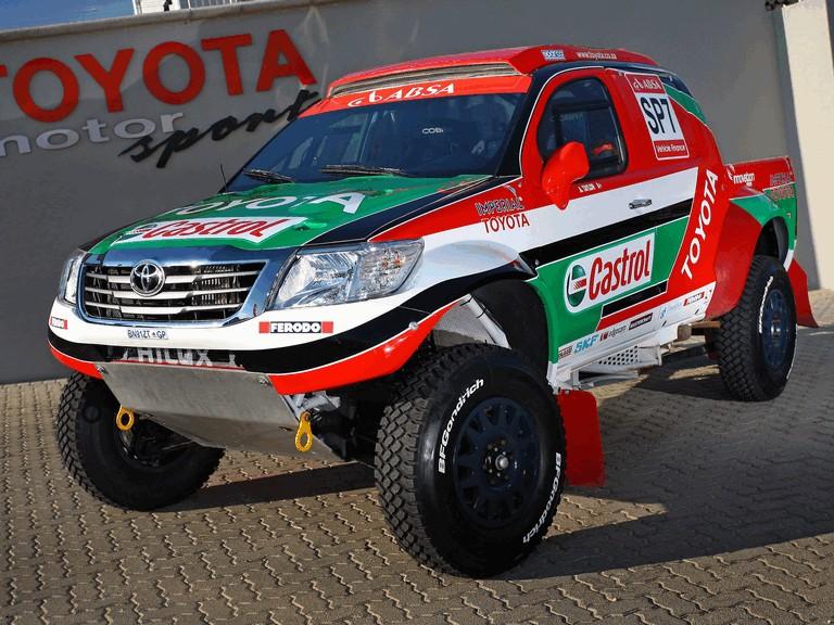 2012 Toyota Hilux rally car 363381