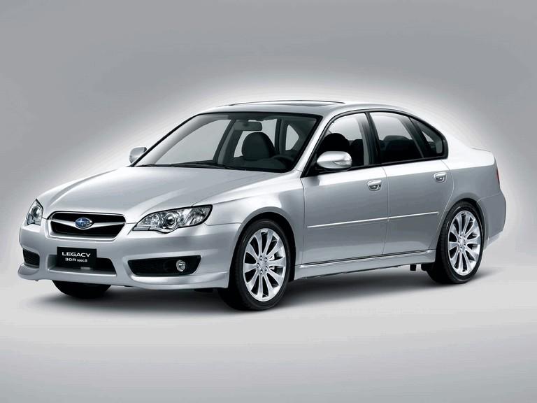 2006 Subaru Legacy 3.0R Spec-B european version 215213