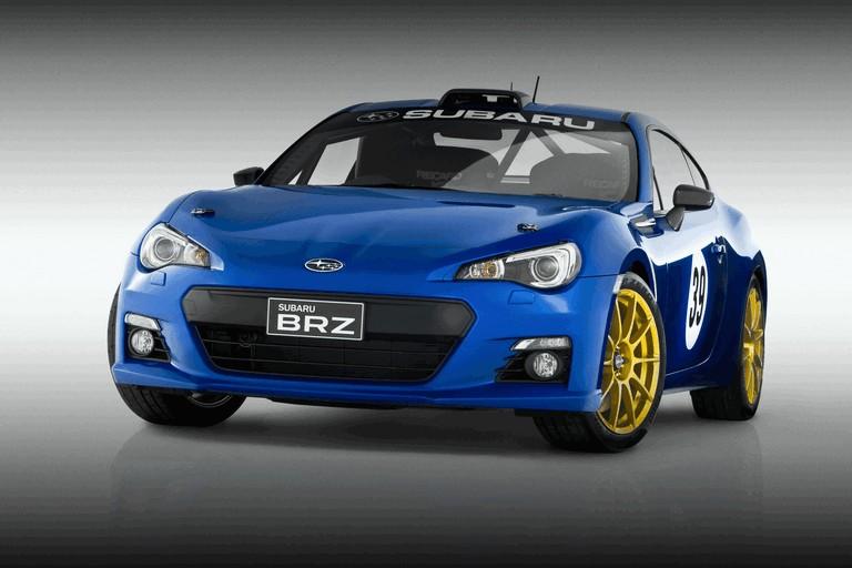 2012 Subaru BRZ Project Car by Possum Bourne Motorsport 363413