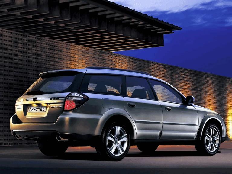 2006 Subaru Outback 2.5i european version 215237