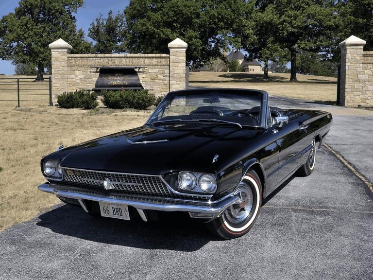 1966 Ford Thunderbird ( 76A ) convertible 363677