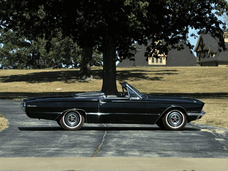 1966 Ford Thunderbird ( 76A ) convertible 363680