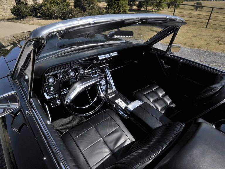 1966 Ford Thunderbird ( 76A ) convertible 363682