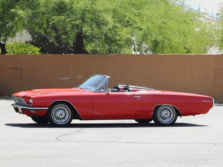 1966 Ford Thunderbird ( 76A ) convertible 363683