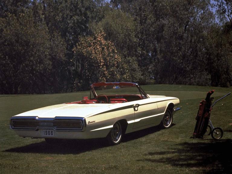 1966 Ford Thunderbird ( 76A ) convertible 363686