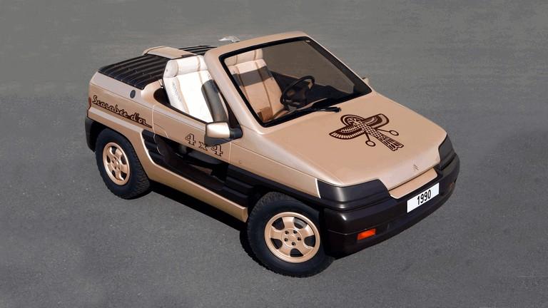 1990 Citroën Scarabée d or by Heuliez 510179