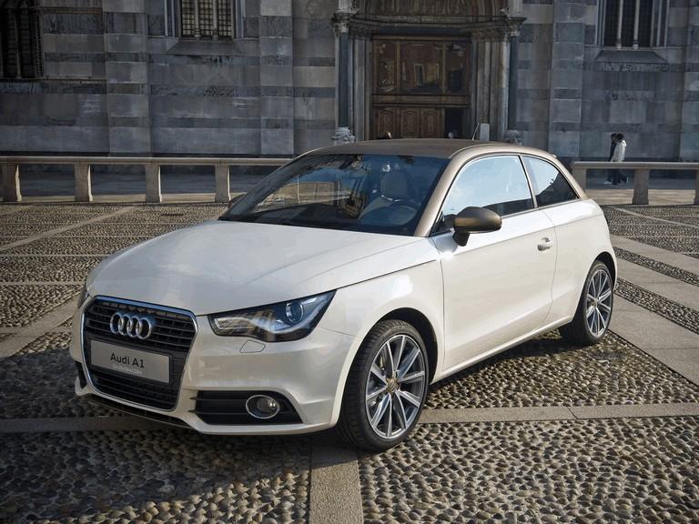2011 Audi A1 Goldie by Aznom 363730