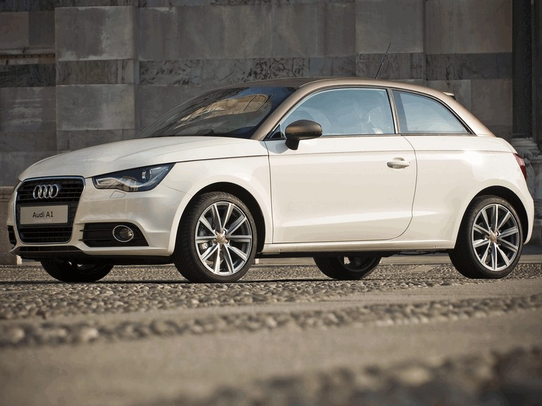 2011 Audi A1 Goldie by Aznom 363733