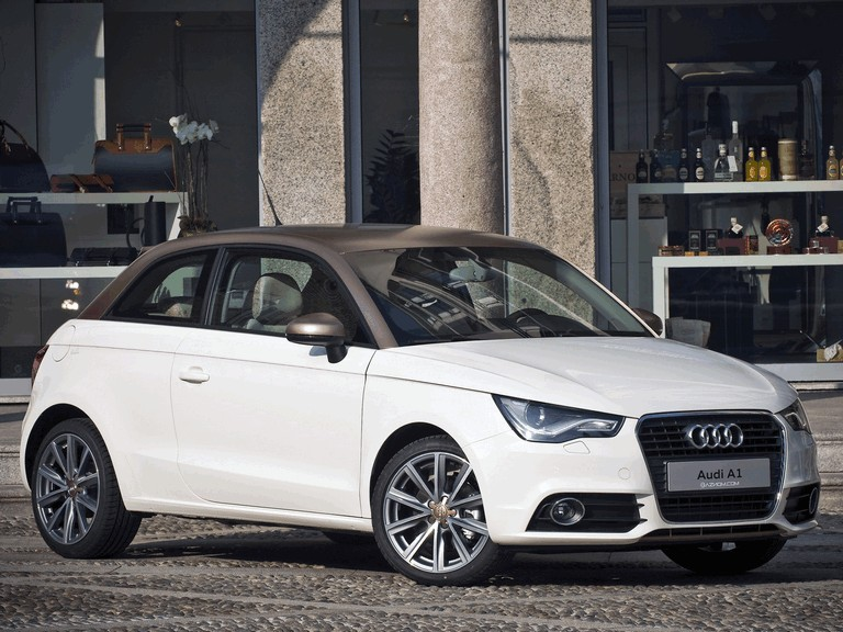 2011 Audi A1 Goldie by Aznom 363735