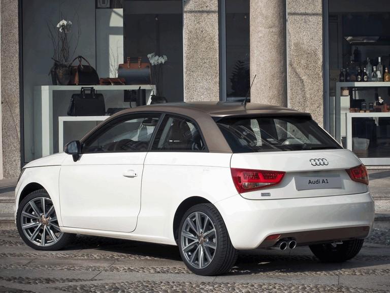 2011 Audi A1 Goldie by Aznom 363736
