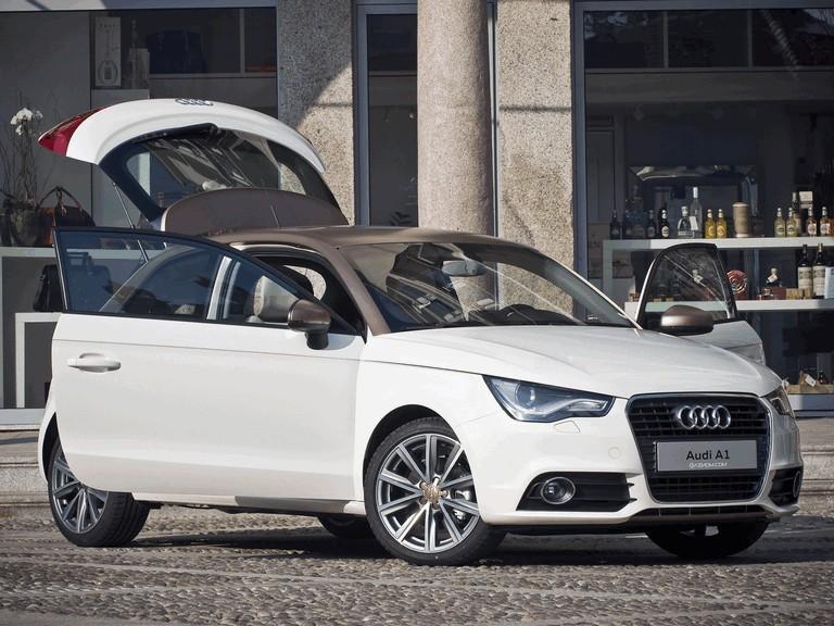 2011 Audi A1 Goldie by Aznom 363739