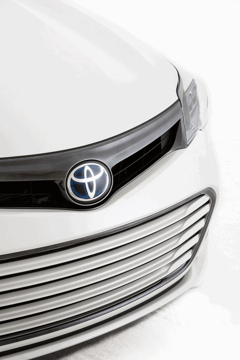 2012 Toyota Avalon White 363789