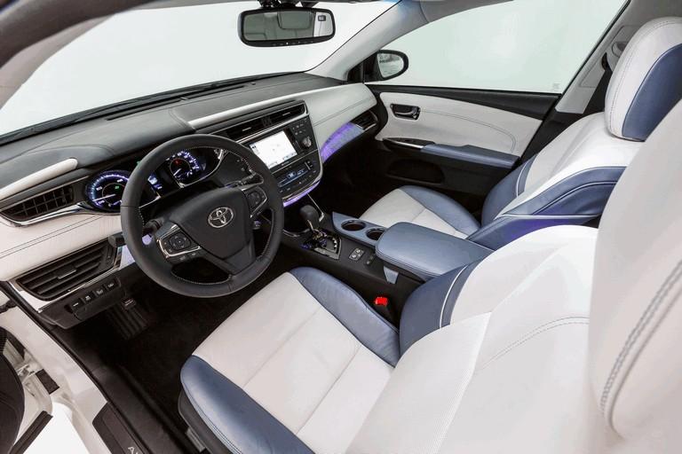 2012 Toyota Avalon White 363793