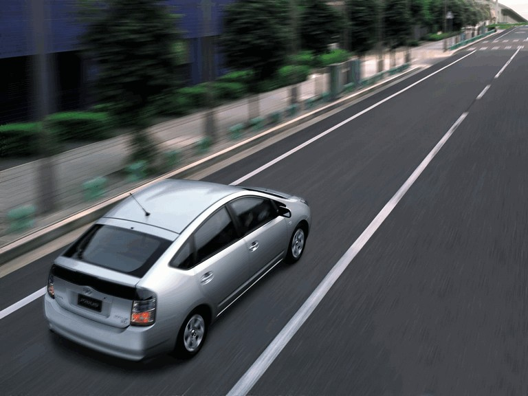 2006 Toyota Prius chinese version 215331