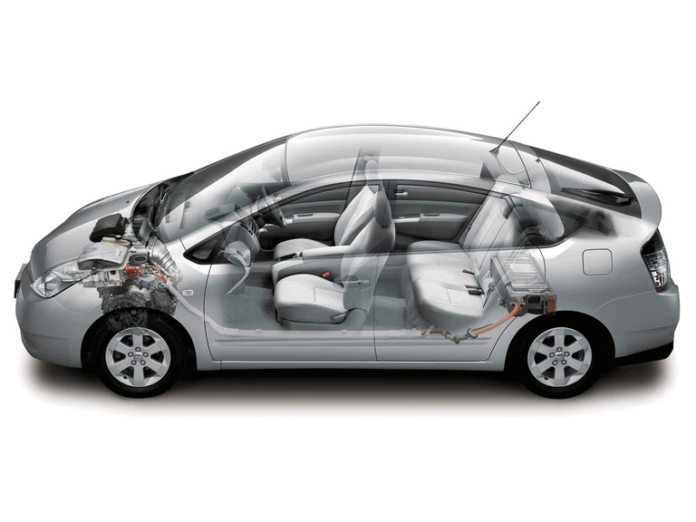 2006 Toyota Prius chinese version 215337