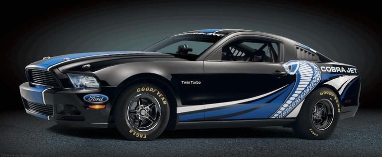 2012 Ford Mustang Cobra Jet Twin-Turbo concept 363885