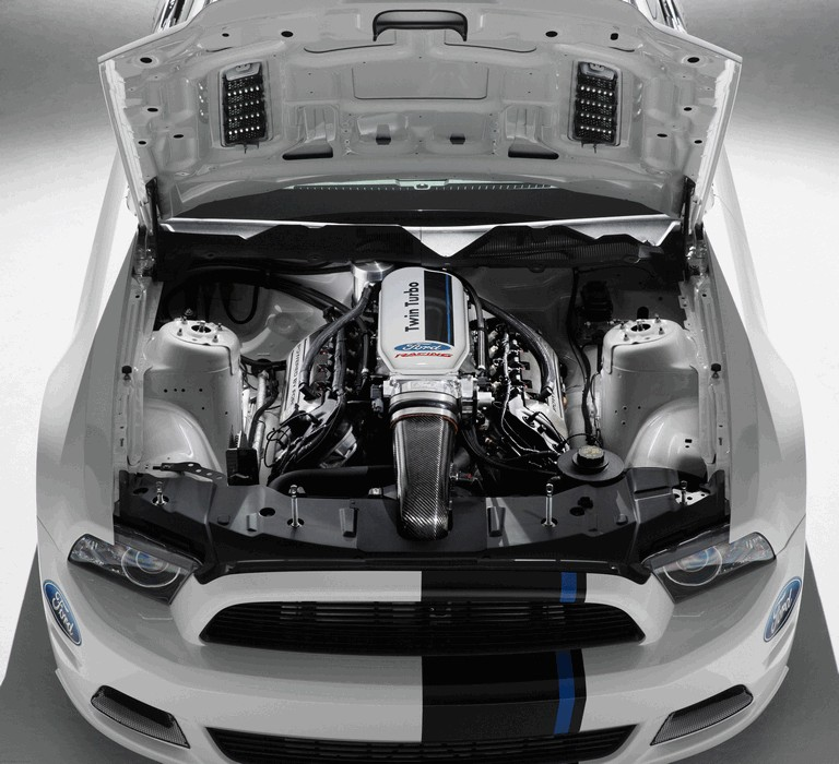 2012 Ford Mustang Cobra Jet Twin-Turbo concept 363897