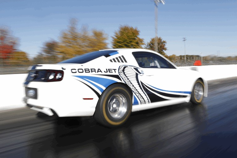 2012 Ford Mustang Cobra Jet Twin-Turbo concept 363899
