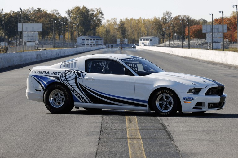 2012 Ford Mustang Cobra Jet Twin-Turbo concept 363902