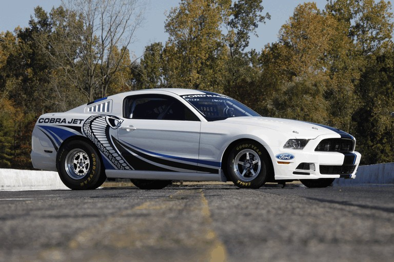 2012 Ford Mustang Cobra Jet Twin-Turbo concept 363903