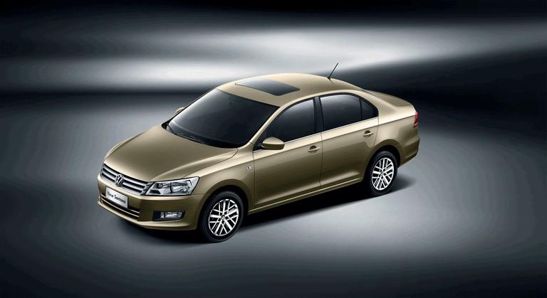 2012 Volkswagen Santana - China version 364210