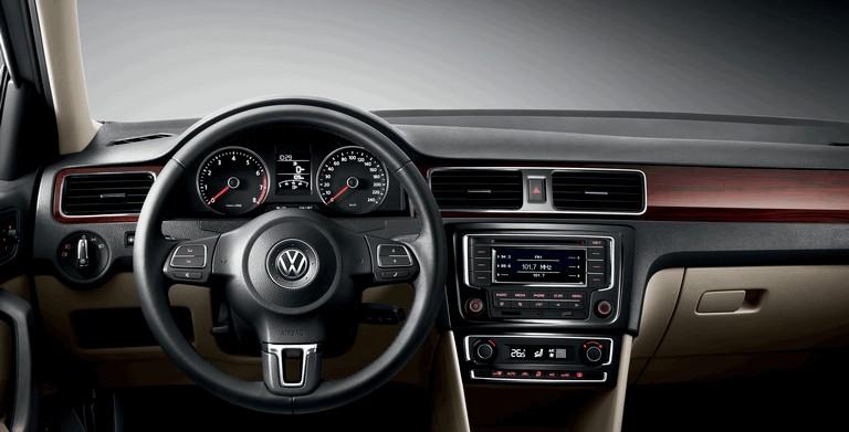 2012 Volkswagen Santana - China version 364215