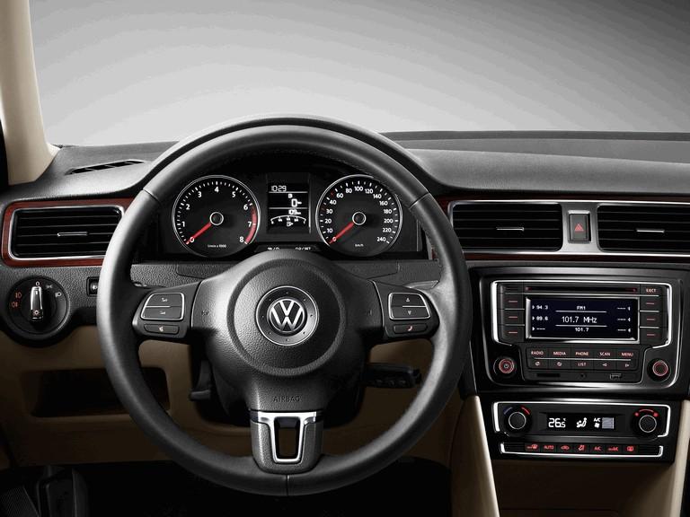 2012 Volkswagen Santana - China version 364216