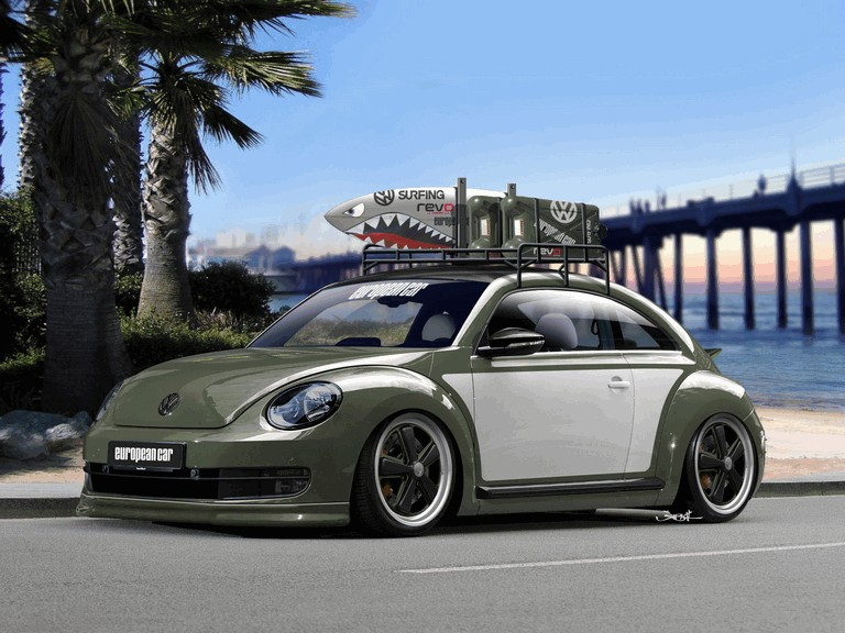 2012 Volkswagen Beetle by European Car Magazine 364217