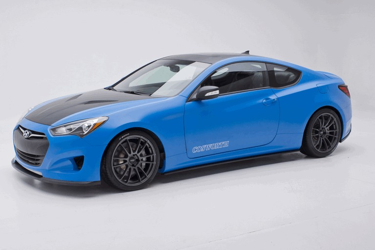 2012 Hyundai Genesis Coupé Racing Series concept by Cosworth Engineering 510186