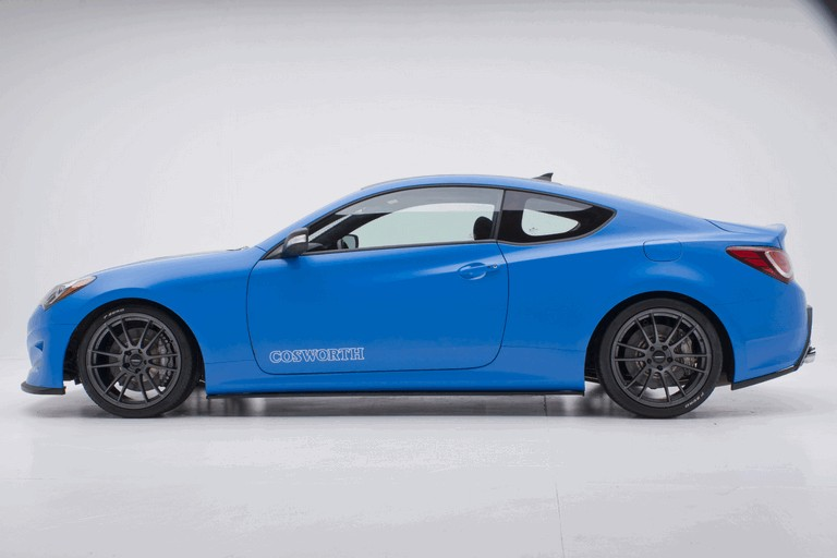 2012 Hyundai Genesis Coupé Racing Series concept by Cosworth Engineering 510187