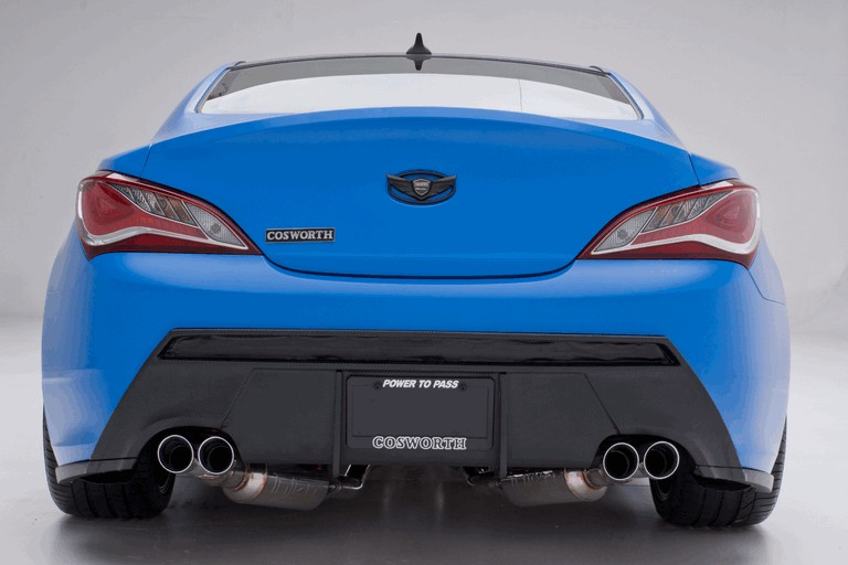 2012 Hyundai Genesis Coupé Racing Series concept by Cosworth Engineering 510192