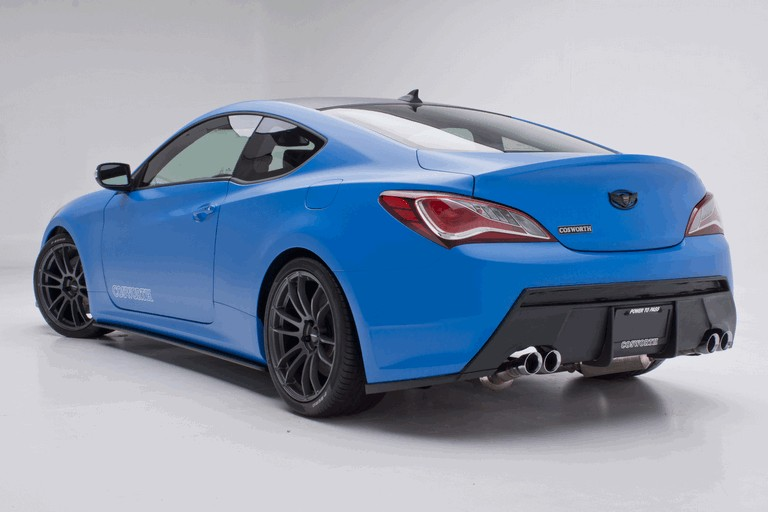 2012 Hyundai Genesis Coupé Racing Series concept by Cosworth Engineering 510194