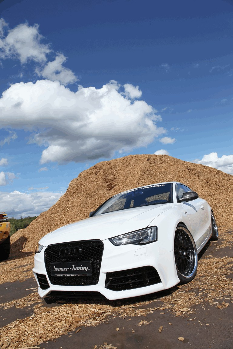 2012 Audi S5 coupé with RS5 styling pack by Senner 364865