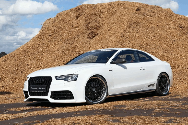 2012 Audi S5 coupé with RS5 styling pack by Senner 364866