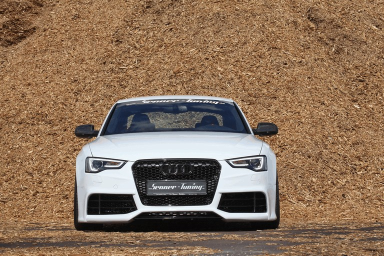 2012 Audi S5 coupé with RS5 styling pack by Senner 364867