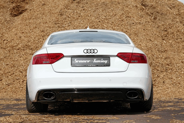 2012 Audi S5 coupé with RS5 styling pack by Senner 364870