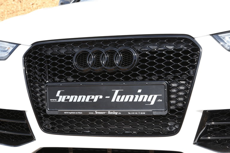 2012 Audi S5 coupé with RS5 styling pack by Senner 364871