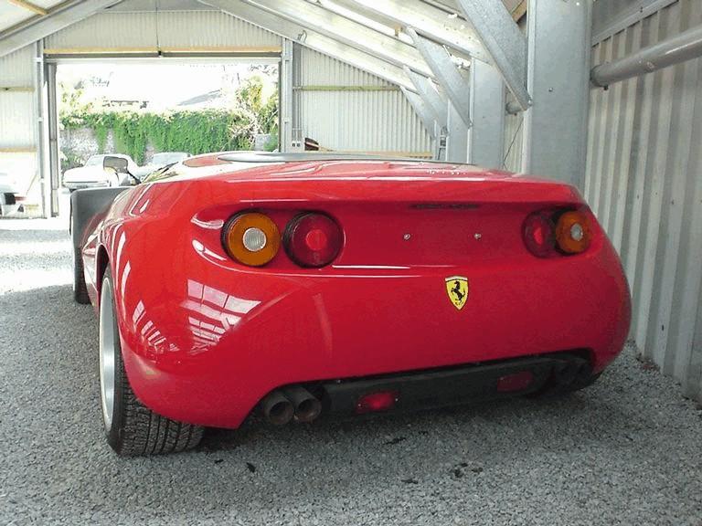 1989 Ferrari Conciso by Michalak ( based on Ferrari 328 GTS ) 195522