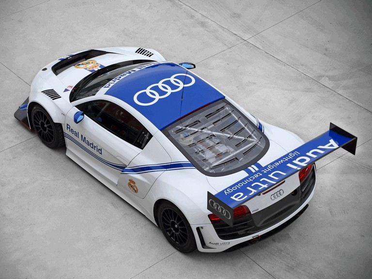 2012 Audi R8 LMS ultra GT3 - Real Madrid edition 365798
