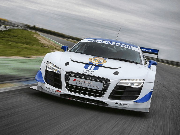 2012 Audi R8 LMS ultra GT3 - Real Madrid edition 365801