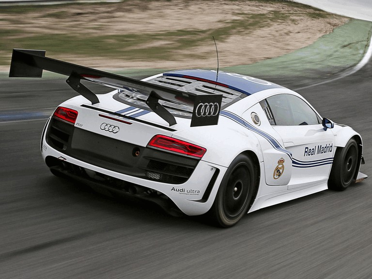 2012 Audi R8 LMS ultra GT3 - Real Madrid edition 365802