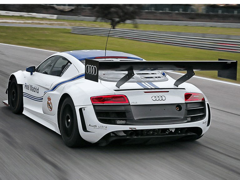 2012 Audi R8 LMS ultra GT3 - Real Madrid edition 365803