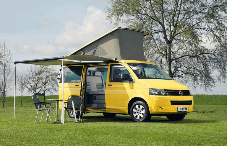 2012 Volkswagen T5 California - UK version 365905