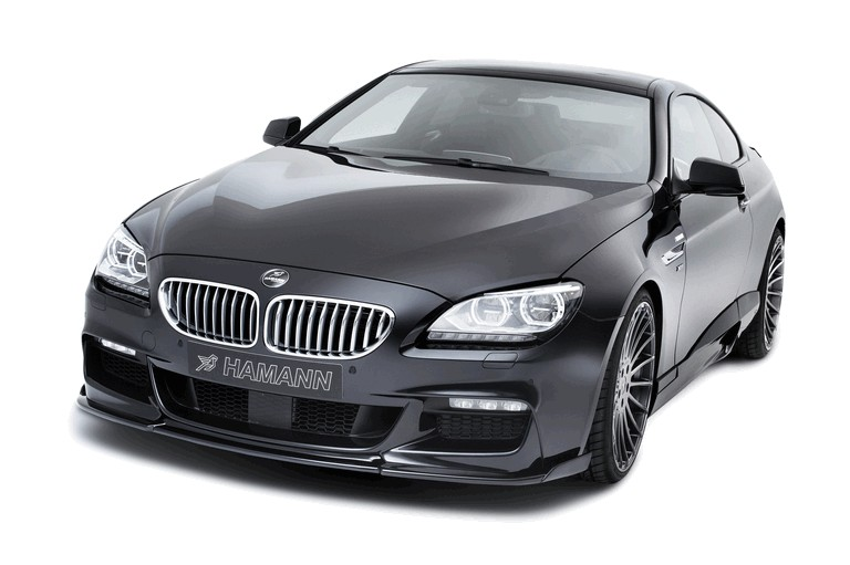 2012 BMW 6er ( F12 ) with Aero Package by Hamann 366077