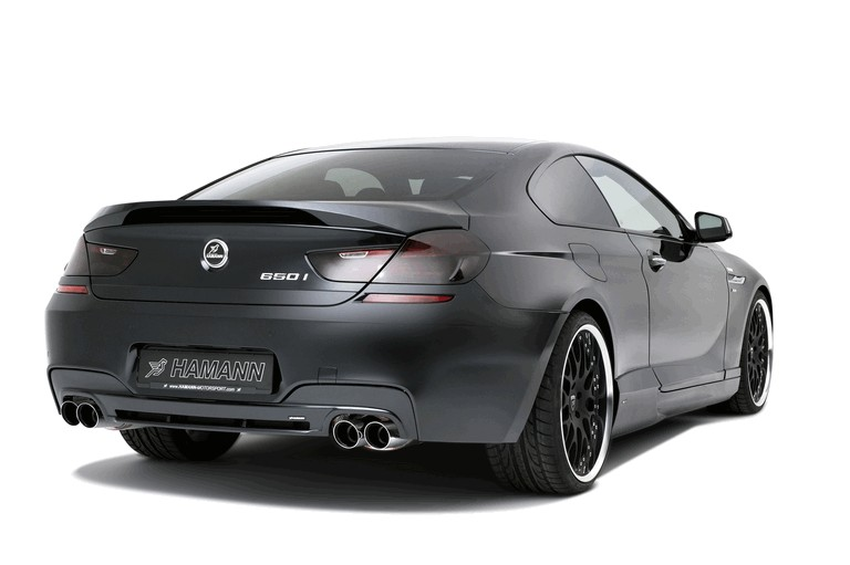 2012 BMW 6er ( F12 ) with Aero Package by Hamann 366079