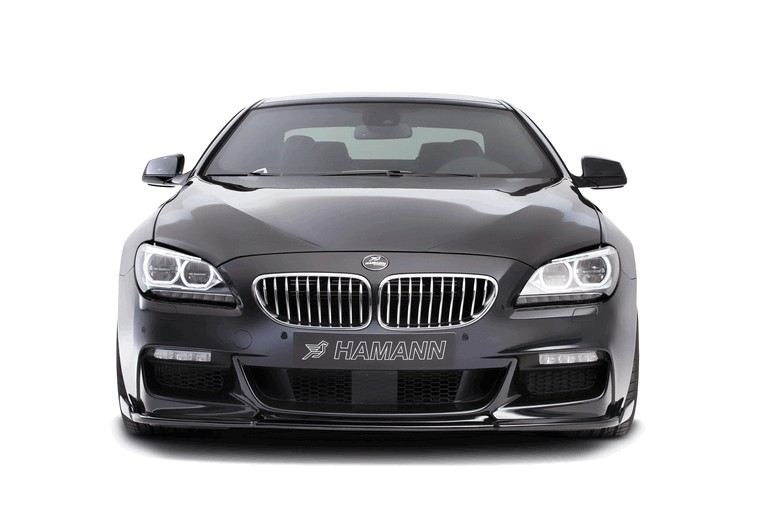2012 BMW 6er ( F12 ) with Aero Package by Hamann 366080